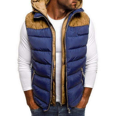 Men's Jackets Navy / S Wonder Puffer Vest that Dealio