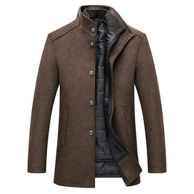 Men's Jackets Noah 2-in-1 Overcoat Baron Supply Co