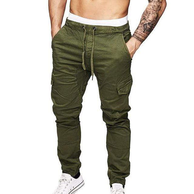 Men's Pants Green / M Urban Rebel Joggers Baron Supply Co