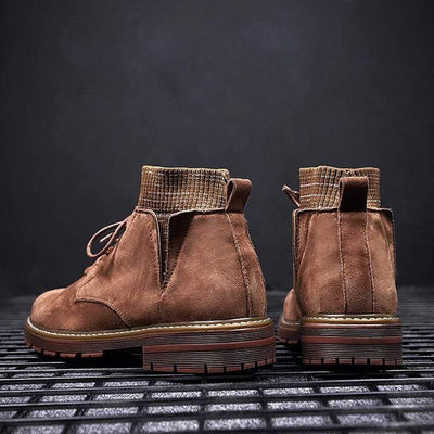 Men's Shoes Brown / 12 Ryder Suede Boots that Dealio