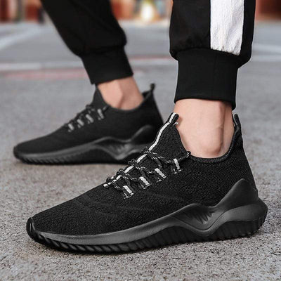 Men's Sneakers Black / 11 Renegade Force Sneakers Baron Supply Co