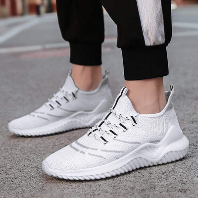 Men's Sneakers White / 10 Renegade Force Sneakers Baron Supply Co