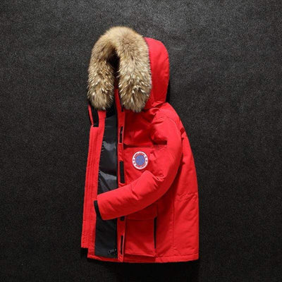 Mount Temple Down Filled Parka Baron Supply Co