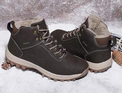 Norwegian Genuine Leather Waterproof Snow Boot Baron Supply Co