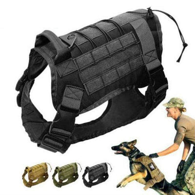 Pets Tactical Dog Harness that Dealio