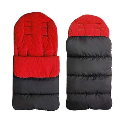 Red / China Snuggle Bug Sleeping Bag that Dealio
