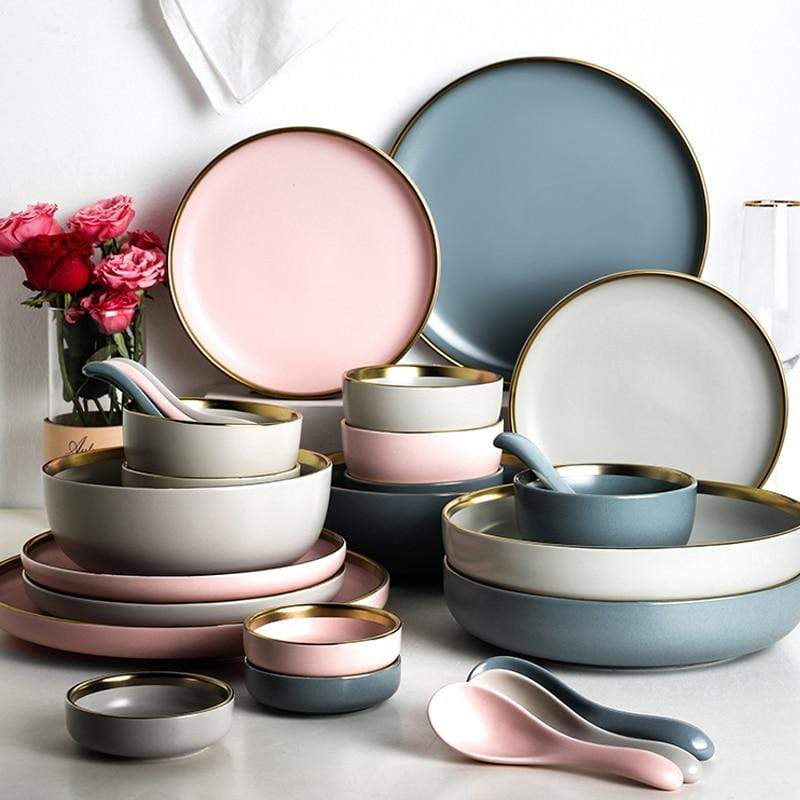 Revolt Modern Dinnerware Collection
