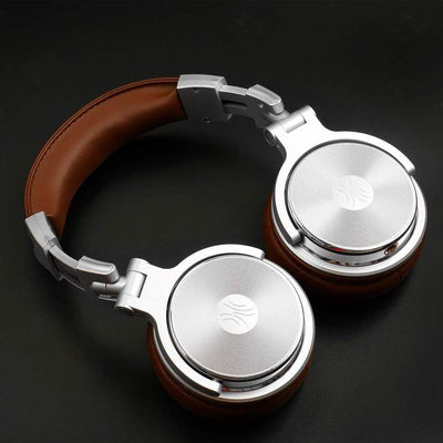 Silver Royal Audio Headphones imxgine