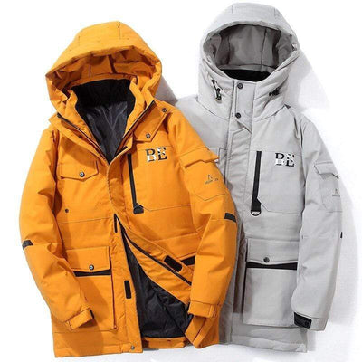 Snowgoose Winter Down Jacket Baron Supply Co