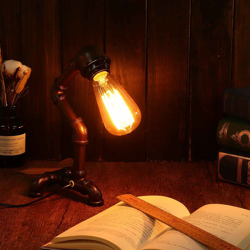 Steampunk Desk Lamp imxgine