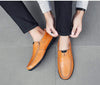 Superior Comfort Genuine Leather Loafer Baron Supply Co