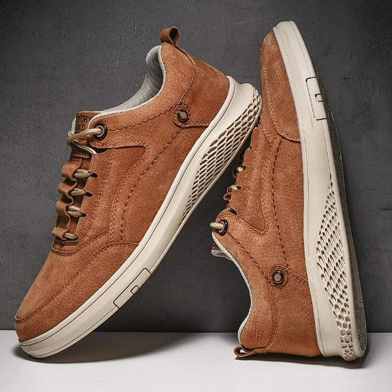 Vast Genuine Leather Sneaker