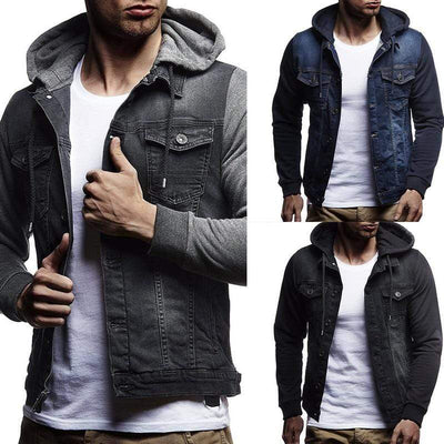 Warwick Denim Hoodie that Dealio