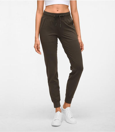 Women's Pants Dark Green / S Luxury Lounge Pants Baron Supply Co