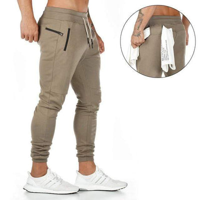XS / Khaki Gymhunter Joggers Baron Supply Co
