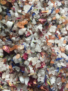 Eve's Garden- Herbal Bath Crystals
