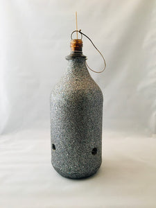 Incense Bottle Glittered