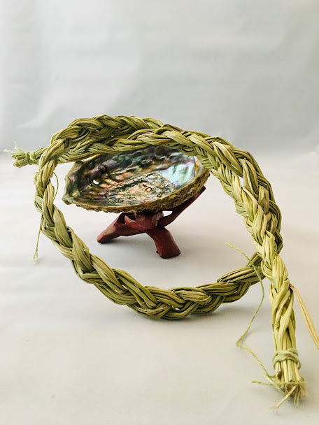Sweetgrass Braid Smudge