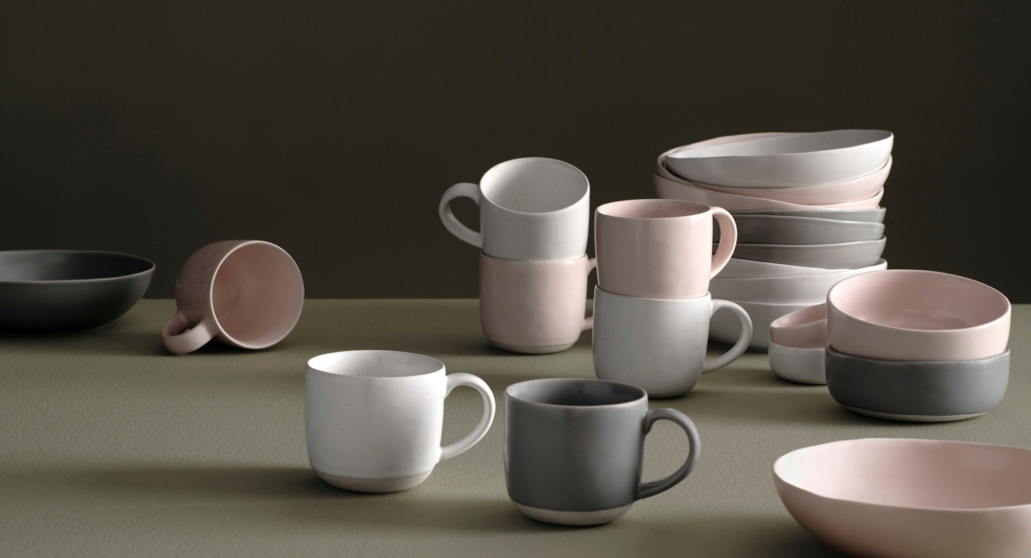Mix & Match ceramics