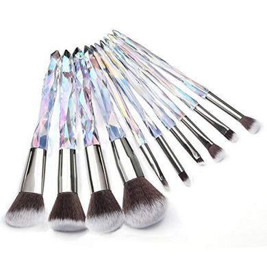 Crystalline White Brush Set