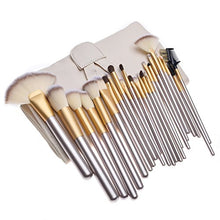 Load image into Gallery viewer, 24 pcs Professional Makeup Brush Set