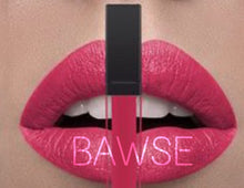 Load image into Gallery viewer, hawt pink matte liquid lipstick long wear water resistant