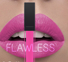 Load image into Gallery viewer, hot pink long lasting 24hr wear matte liquid lipstick
