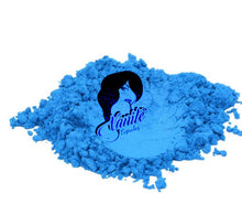 Load image into Gallery viewer, true blue highly pigmented loose 5 gram eyeshadows