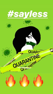 Quarantine (LIMITED EDITION ""
