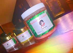 Rose Passion Body Scrubs