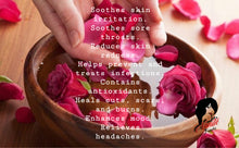 Load image into Gallery viewer, Rose Passion Body Scrubs