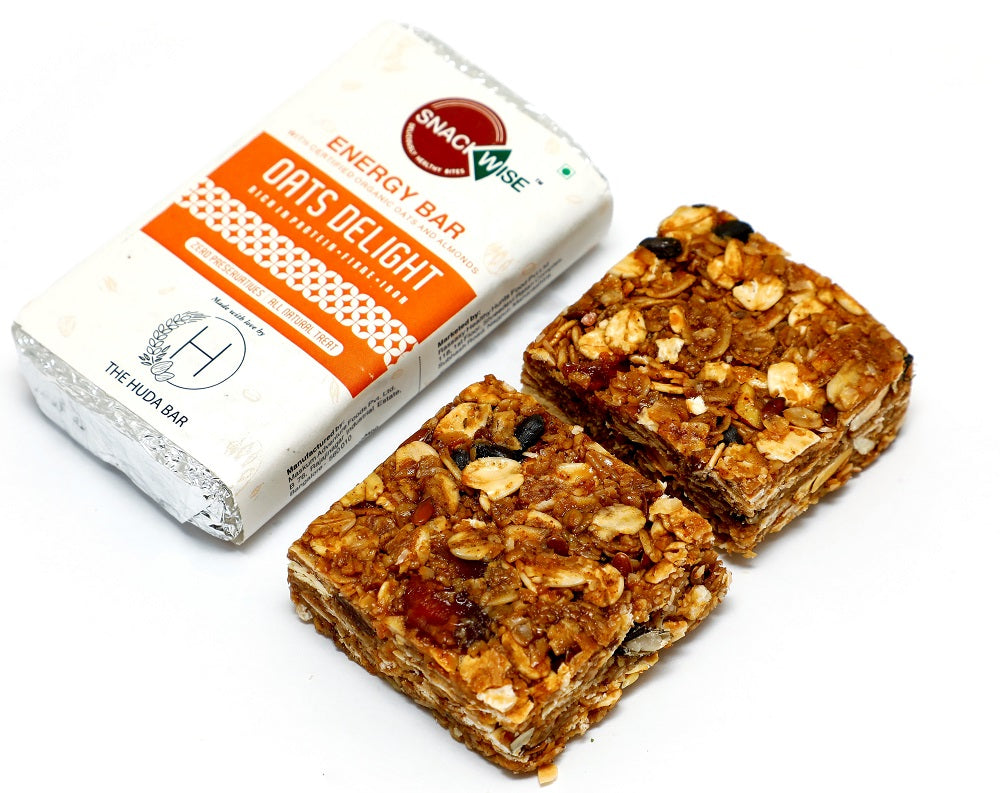 Oats Delight Energy Bar
