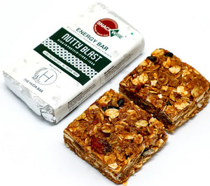 Nutty Blast Energy Bar
