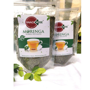 Moringa Tea Infusions