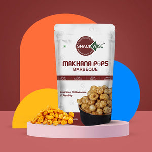 Makhana Pops - Barbeque