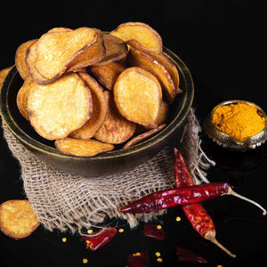 Sweet Potato Chips style=