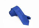 Blue Bottle Opener Tie