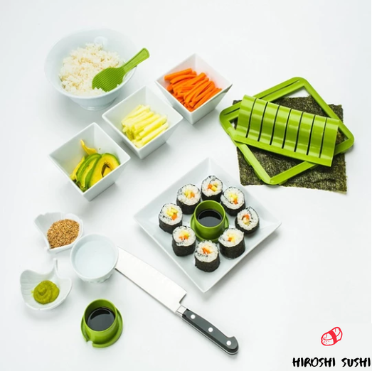 Kit Sushi (7 pièces) - All in one Hiroshi™