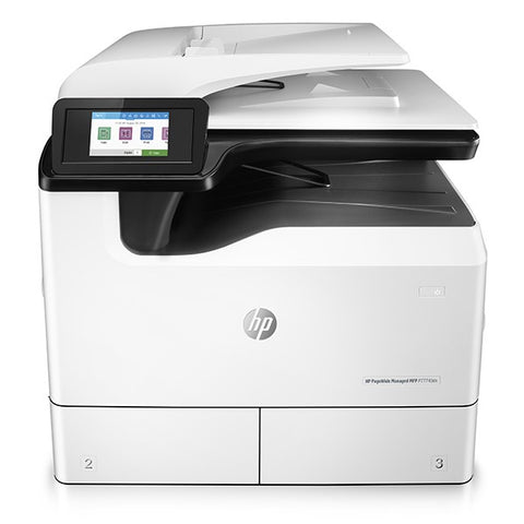 HP P77740dn - PageWide Managed MFP
