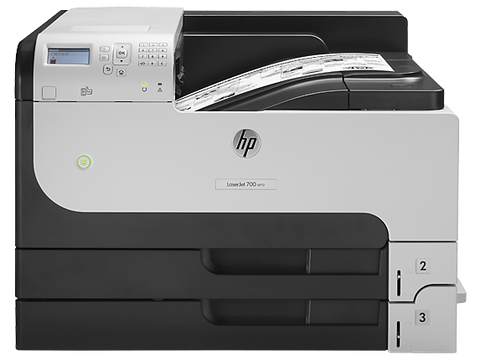 HP HP LaserJet Enterprise 700 M712dn Mono Laser Printer