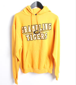 VINTAGE  US COLLEGE SWEATER - SIZE S
