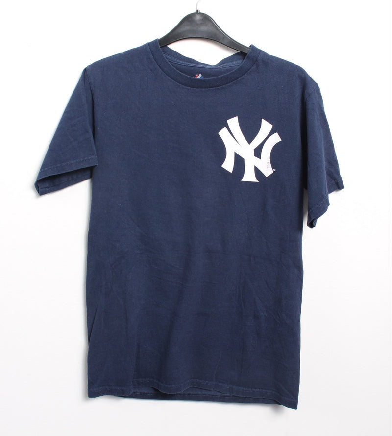 VINTAGE YANKEES SPORTS TEE - SIZE S