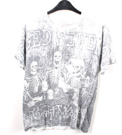 VINTAGE BAND T SHIRT- SIZE S - AVENGED SEVENFOLD