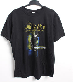VINTAGE BAND T SHIRT- SIZE XL - KEITH URBAN