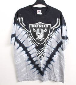 VINTAGE RAIDERS PRO SPORTS TEE - SIZE XL