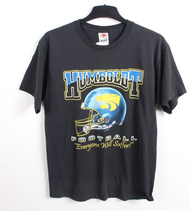 VINTAGE HUMBOLOT PRO SPORTS TEE - SIZE M