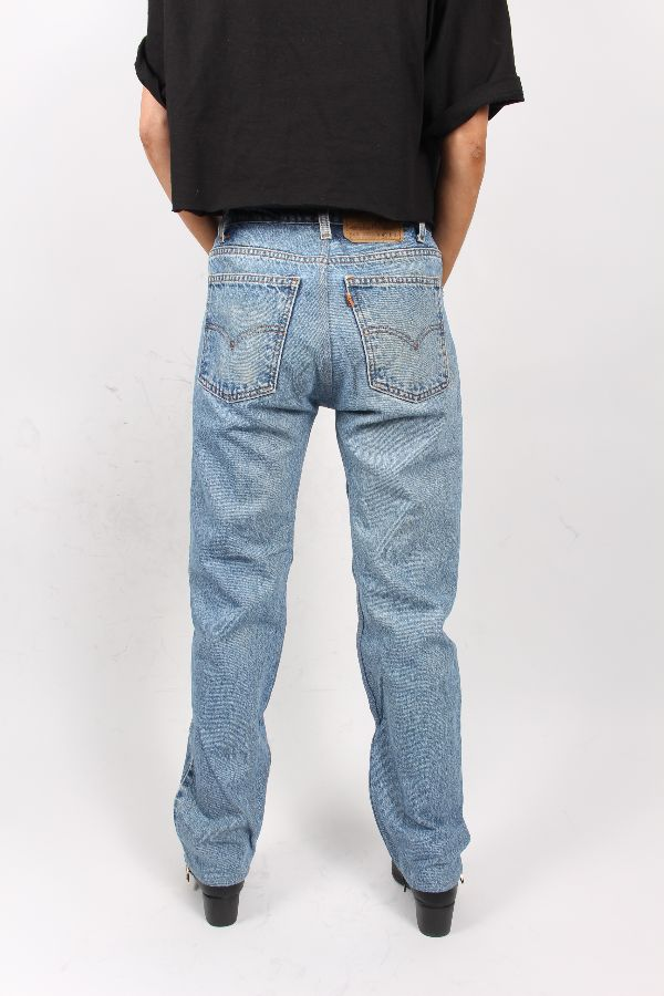 "VINTAGE LEVIS DENIM PANTS - SIZE 30"" X 40"""