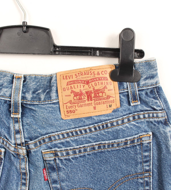 VINTAGE LEVIS DENIM SHORT - SIZE 32