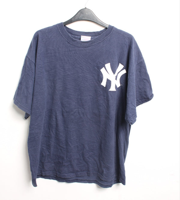 VINTAGE NY YANKEES SPORTS TEE - SIZE XL