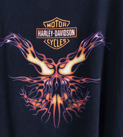 VINTAGE HARLEY DAVIDSON MUSCLE T SHIRTS- SIZE 2XL